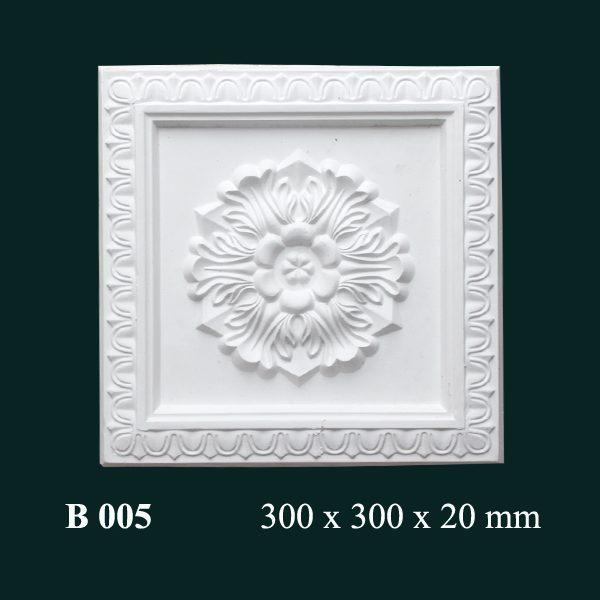 Phù điêu thạch cao B005(B009 catalogue)