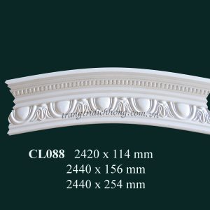 Phào chỉ cung thạch cao CL 088