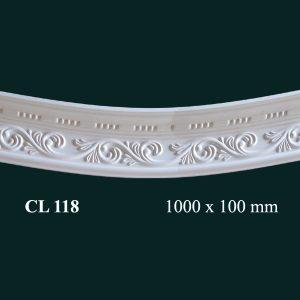 Phào chỉ cung thạch cao CL 118