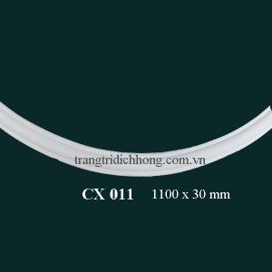 Phào chỉ cung thạch cao CX 011