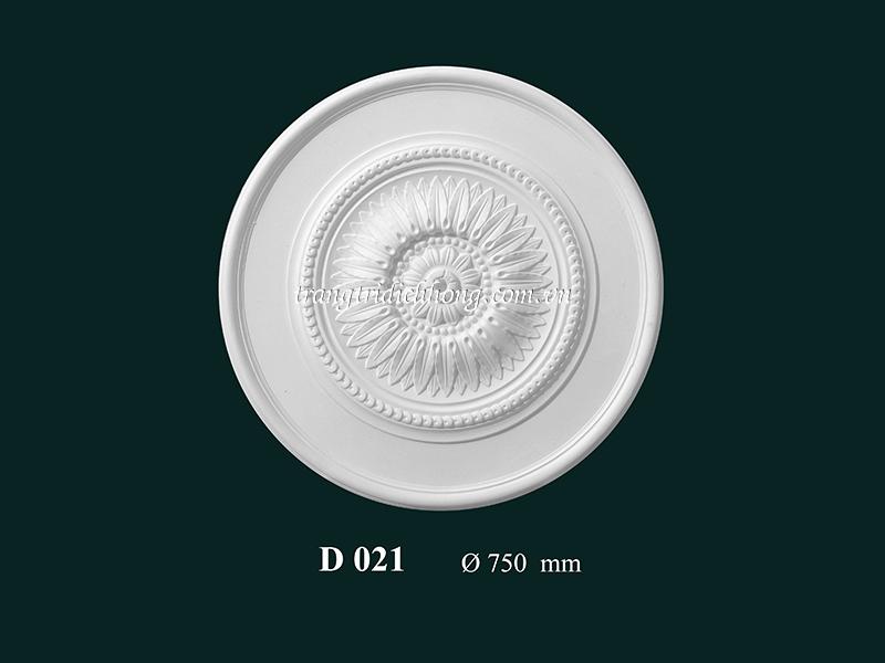 Hoa đèn thạch cao D 021