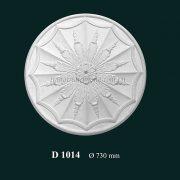 Hoa đèn thạch cao D 1014
