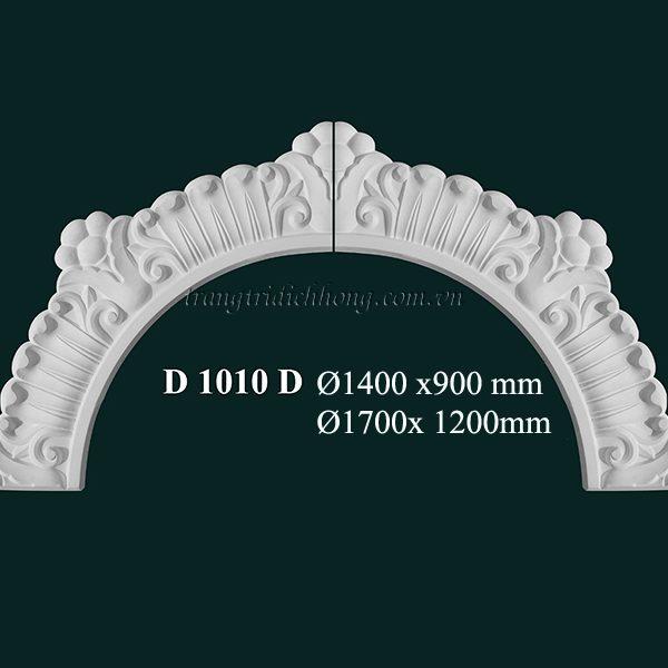 Hoa đèn thạch cao D 1010D