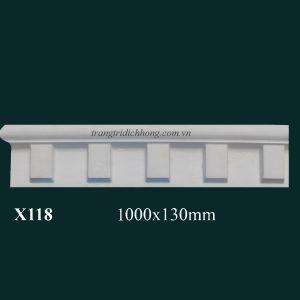 Chỉ thạch cao X 118